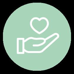 hand-heart-icon-green