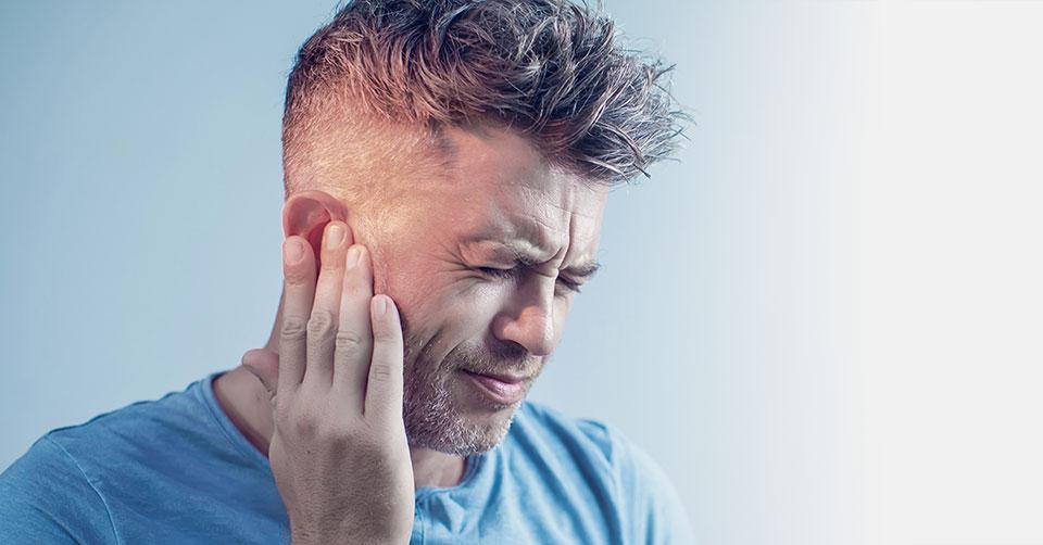 moderate hearing loss