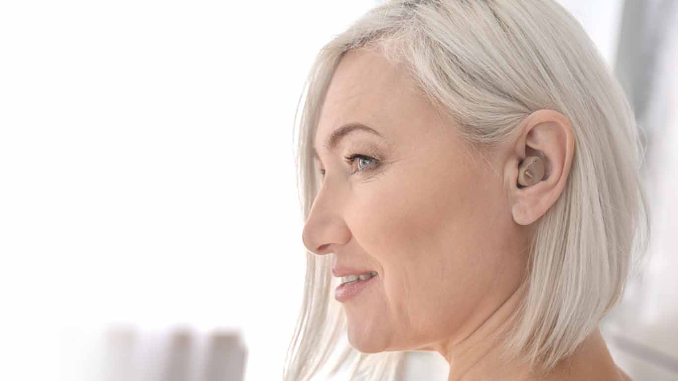 in the ear hearing aids