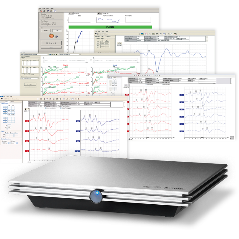 Interacoustics Eclipse ABR – A Complete Solution