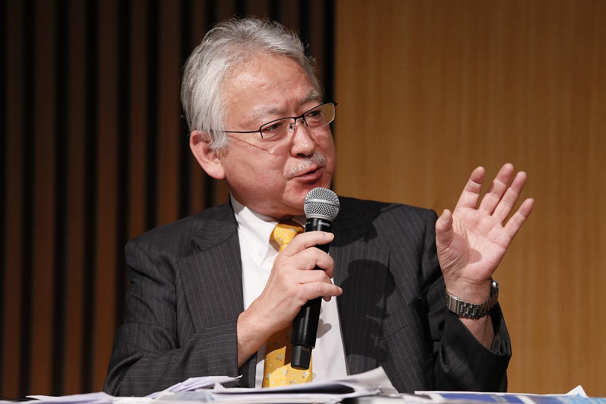 小川郁 先生