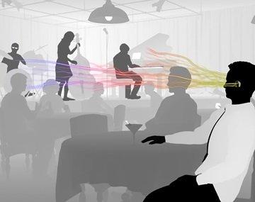 クリアダイナミクス機能のイメージ