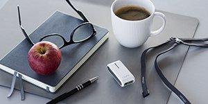 oticon EduMic still life