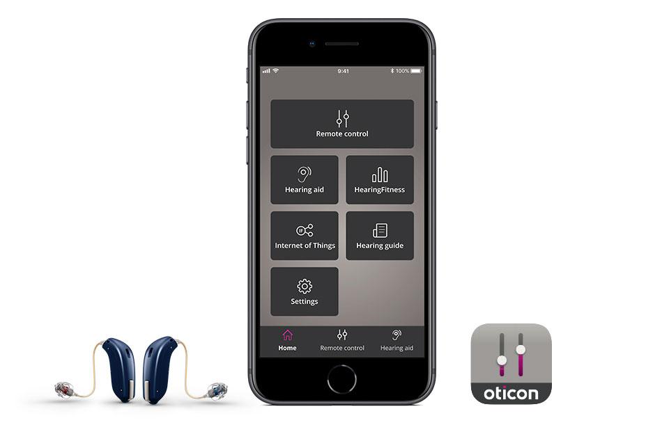 oticon-on-app-compatibility